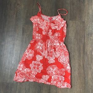 ELLE spaghetti strap dress